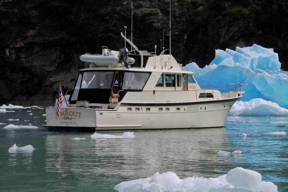 Hatteras Yacht Fisherman, Hatteras, United States