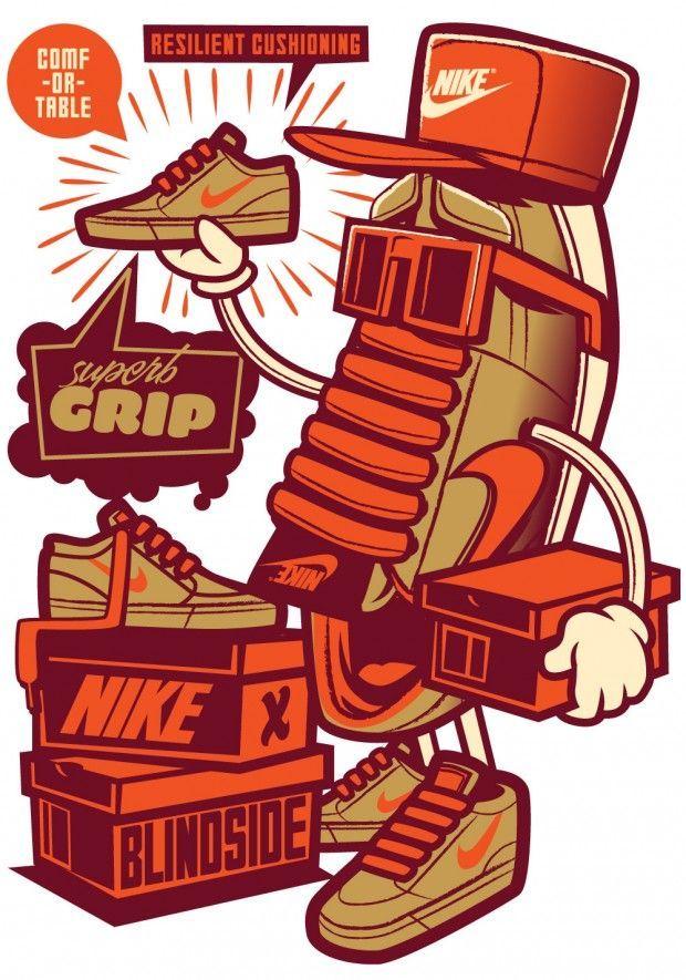 Be unique! Nike art, Sneaker art, Nike wallpaper