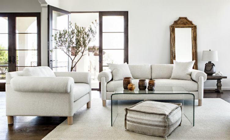 Nate Berkus Interiors Nate Jeremiah For Living Spaces Nate Berkus Interio Living Room Decor Neutral Simple Living Room Decor Living Room Design Inspiration #retro #living #room #chair