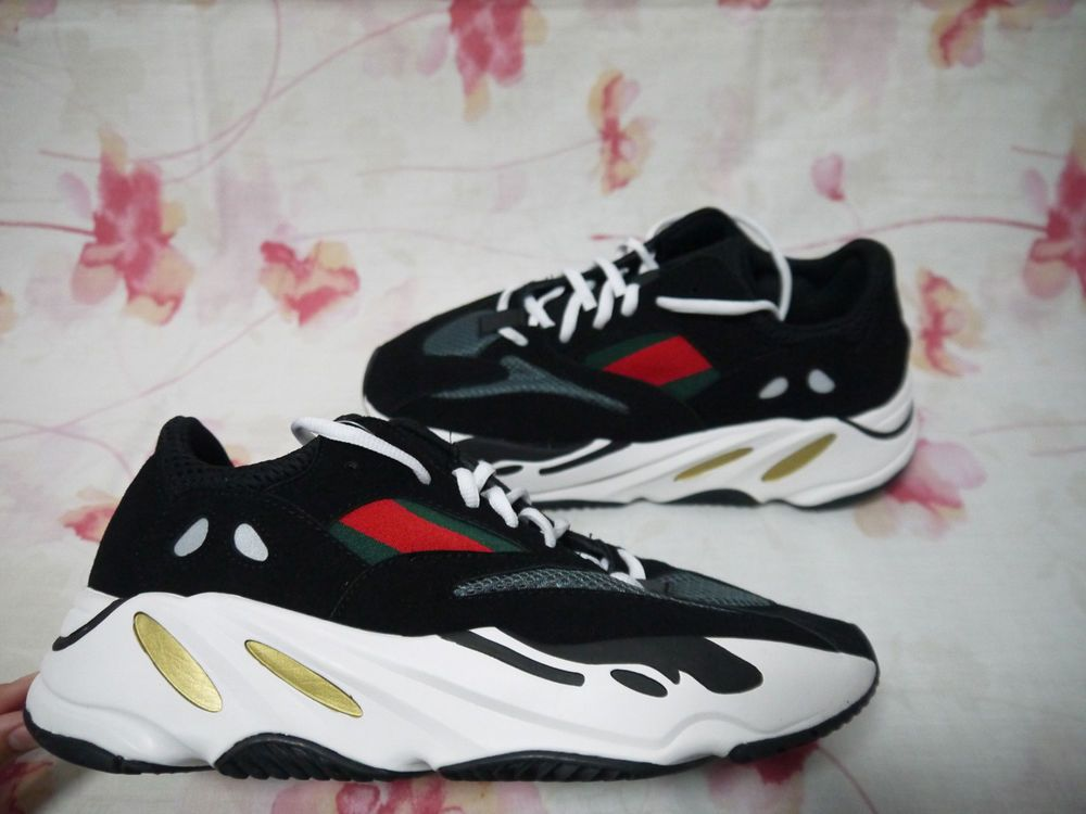 ea122f182 SIZE 8.5 Adidas Yeezy Boost 700 Wave Runner B75572 Black Green Red  LIMITED DS  fashion  clothing  shoes  accessories  mensshoes  athleticshoes  (ebay link)