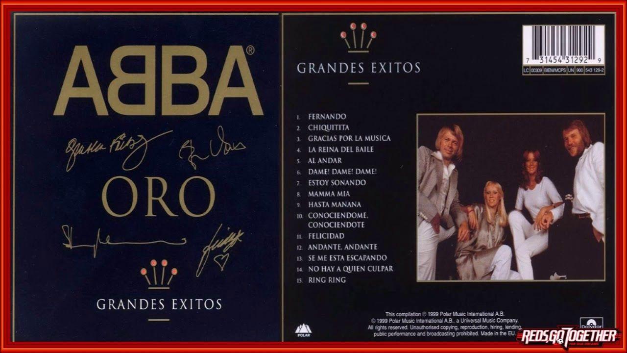 Abba Grandes Exitos En Español My Music Playlist Youtube Music Playlist