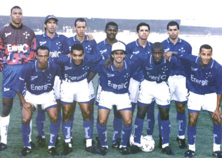 4ed4238f98292 Campeão Libertadores 1997 - Dida  Vítor