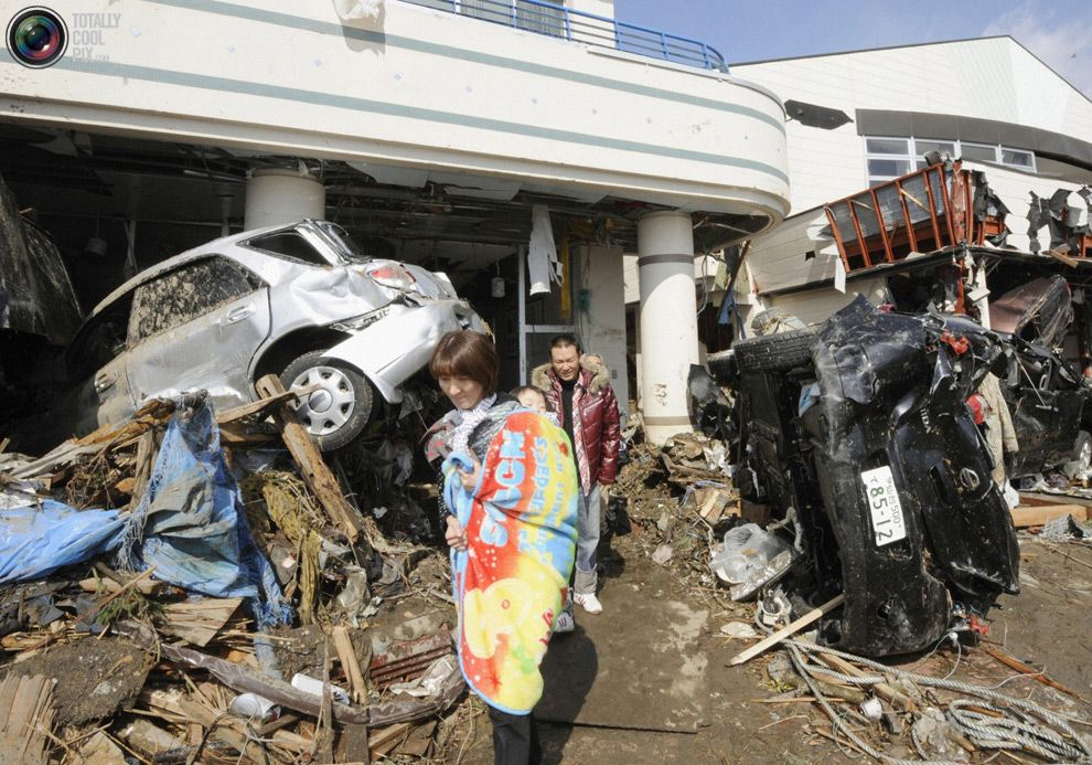 Earthquake In Japan Causes The Tsunami Engineering Essay