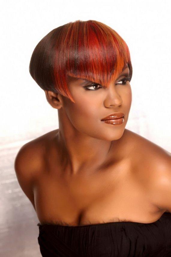 Ghetto Hairstyles For Women Black Hair Nails Etc Cute