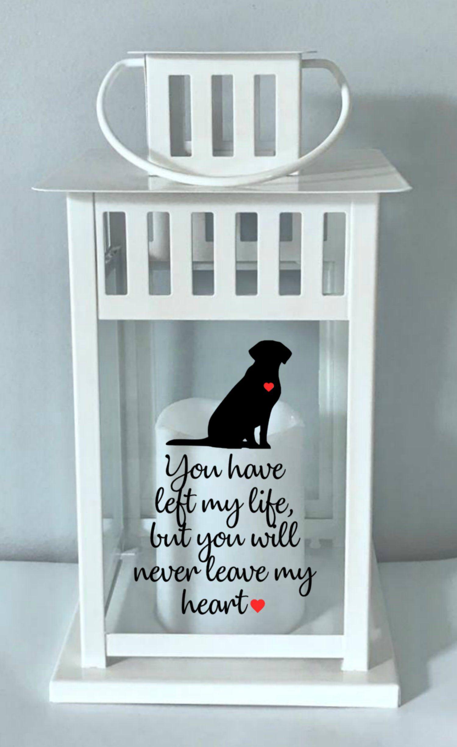 Loss of pet pet memorial loss of dog sympathy gift