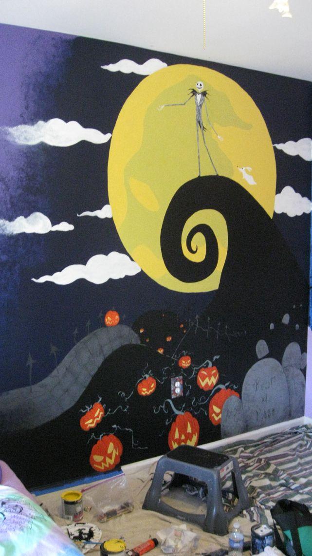 Best Bedroom Mural Ever Clever Stuff Pinterest Bedroom Murals