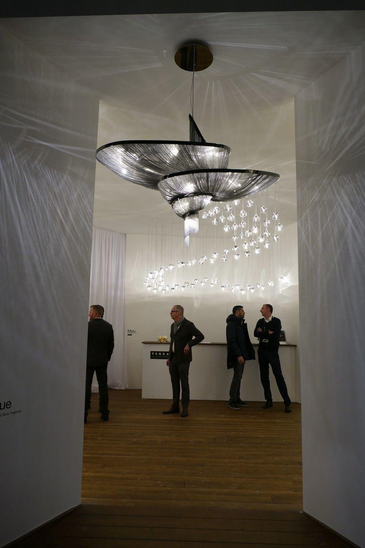 Neuheiten Und Trends In Der Dekorativen Objektbeleuchtung Beleuchtung Lichtdesign Messestand