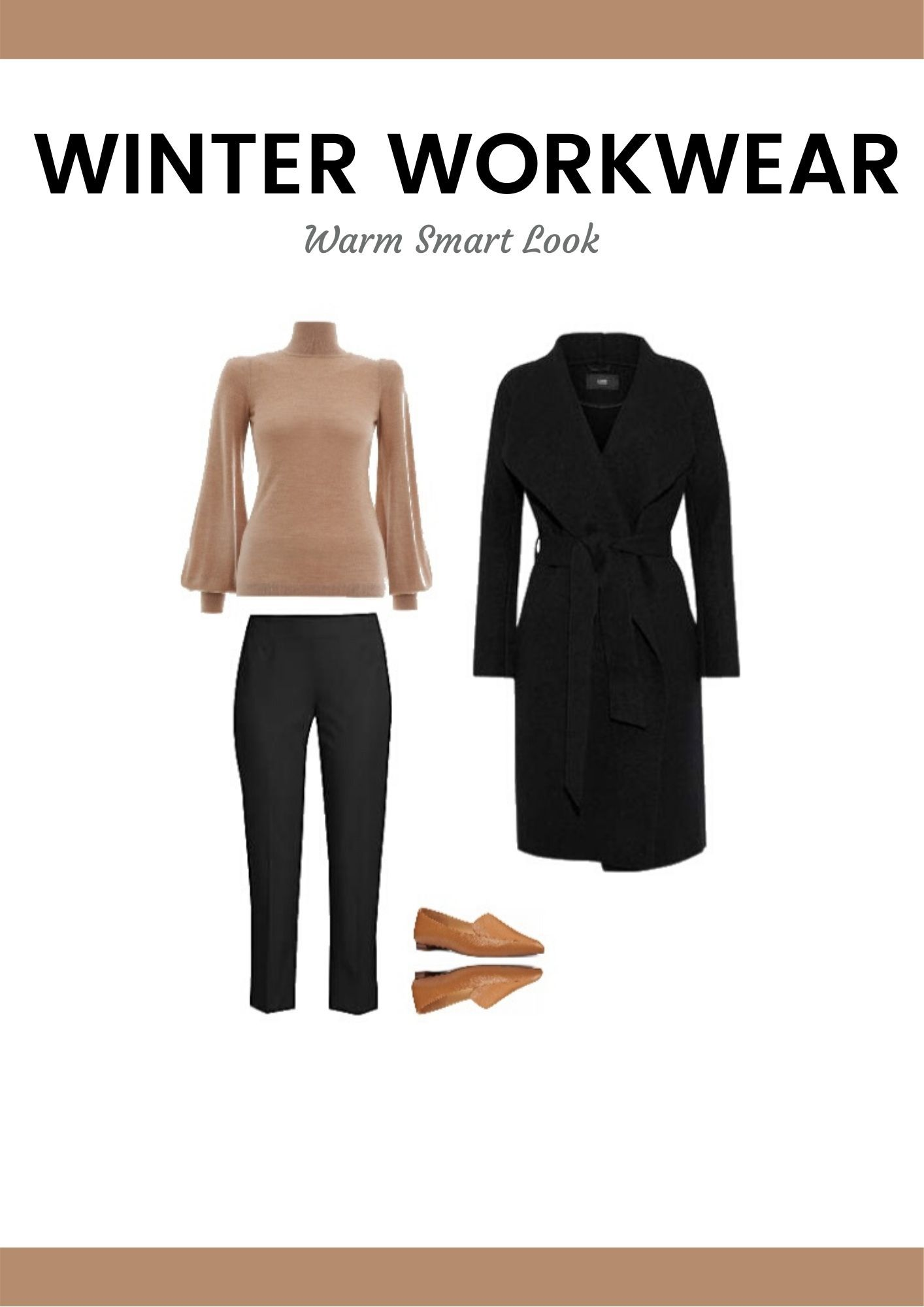 Winter Workwear Outfit