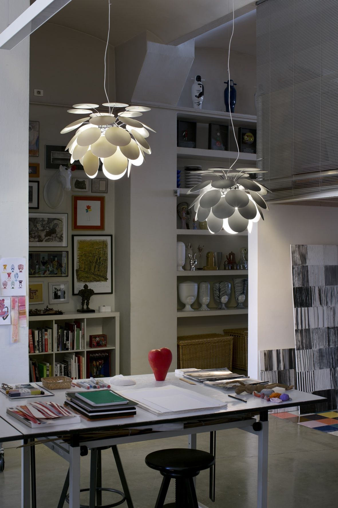 Home Office Light Fixtures Lampefeber Main Catalogue 2015 Pendant Lamps Lights And Spanish