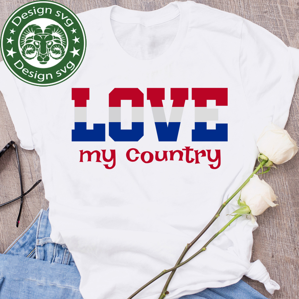 Download Love my country,4th of july,Happy 4th of july svg,jeep svg ...