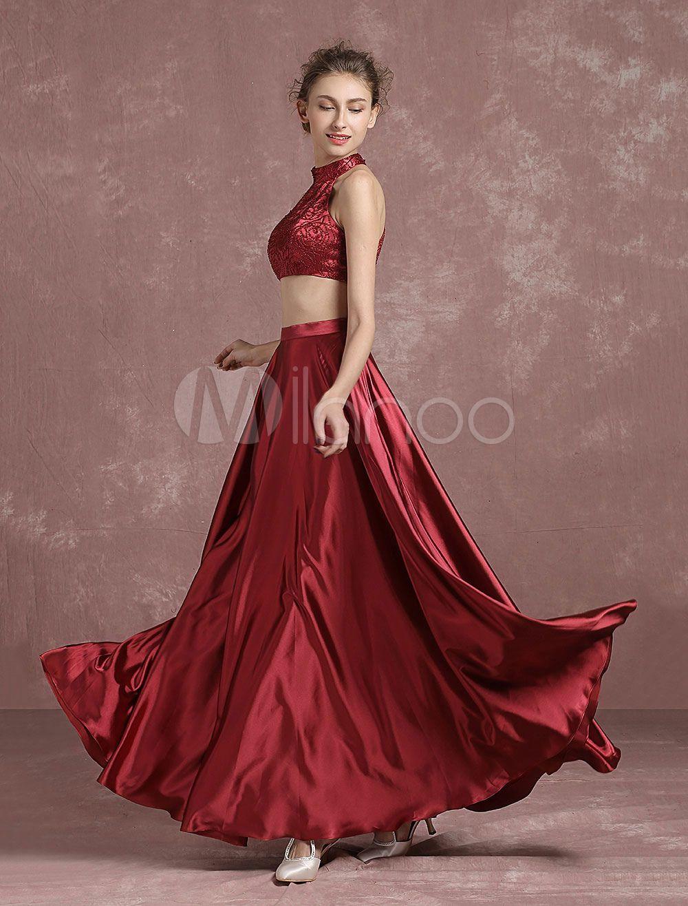 d87dceeef21 Crop Top Prom Dress 2018 - Data Dynamic AG