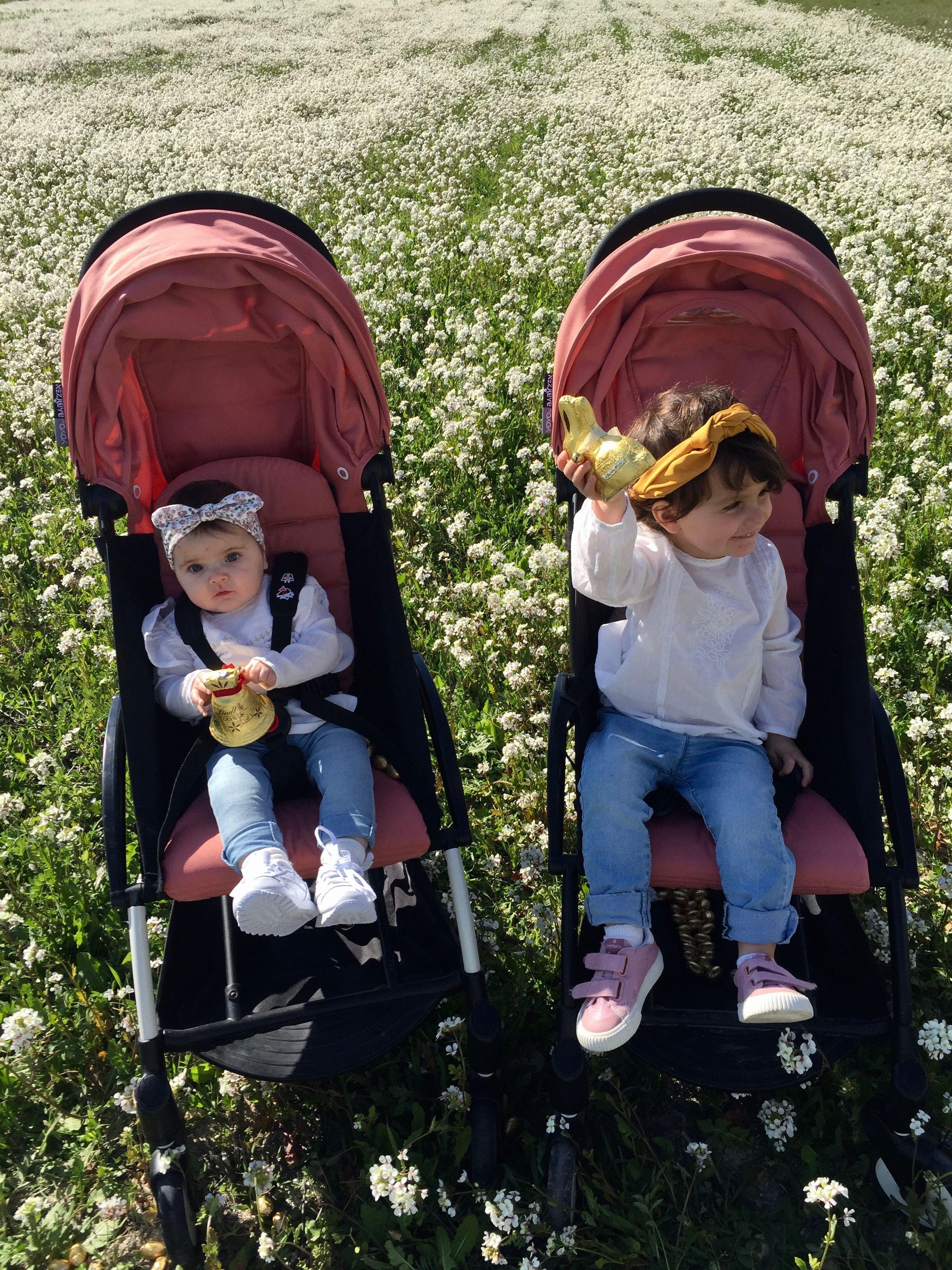 Aude Bk Easter Ginger Sisters Babyzen Yoyo Ginger
