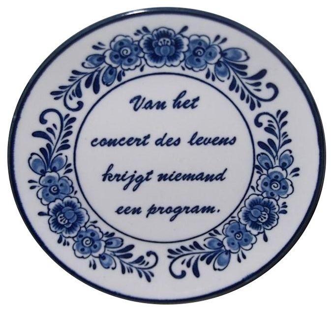 Van Het Concert Deze Levens Krijgt Niemand Een Program