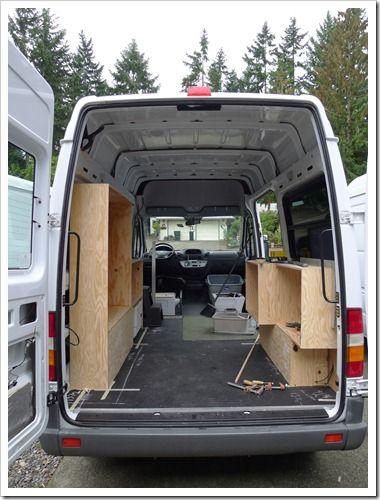 Amazing Van Conversion