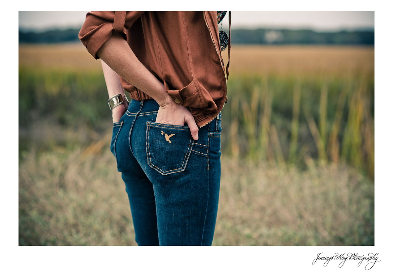 Beijaflor jeans fashion shoot charleston sc by