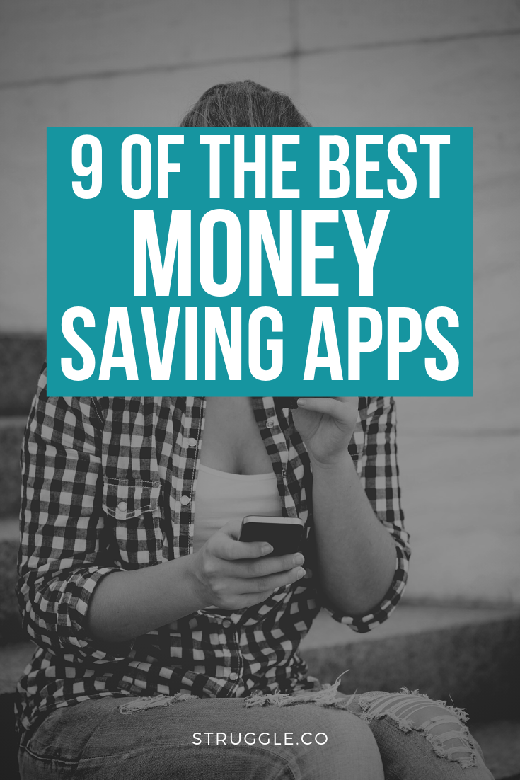 9 of the Best Apps for Saving Money Saving money