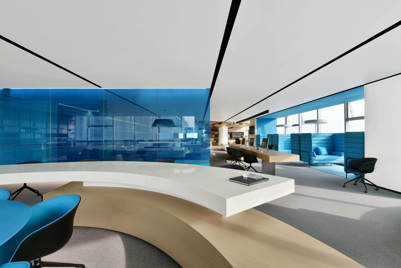 Photo of 保利国际中心K18办公空间丨PONE普利策 – 一起设计