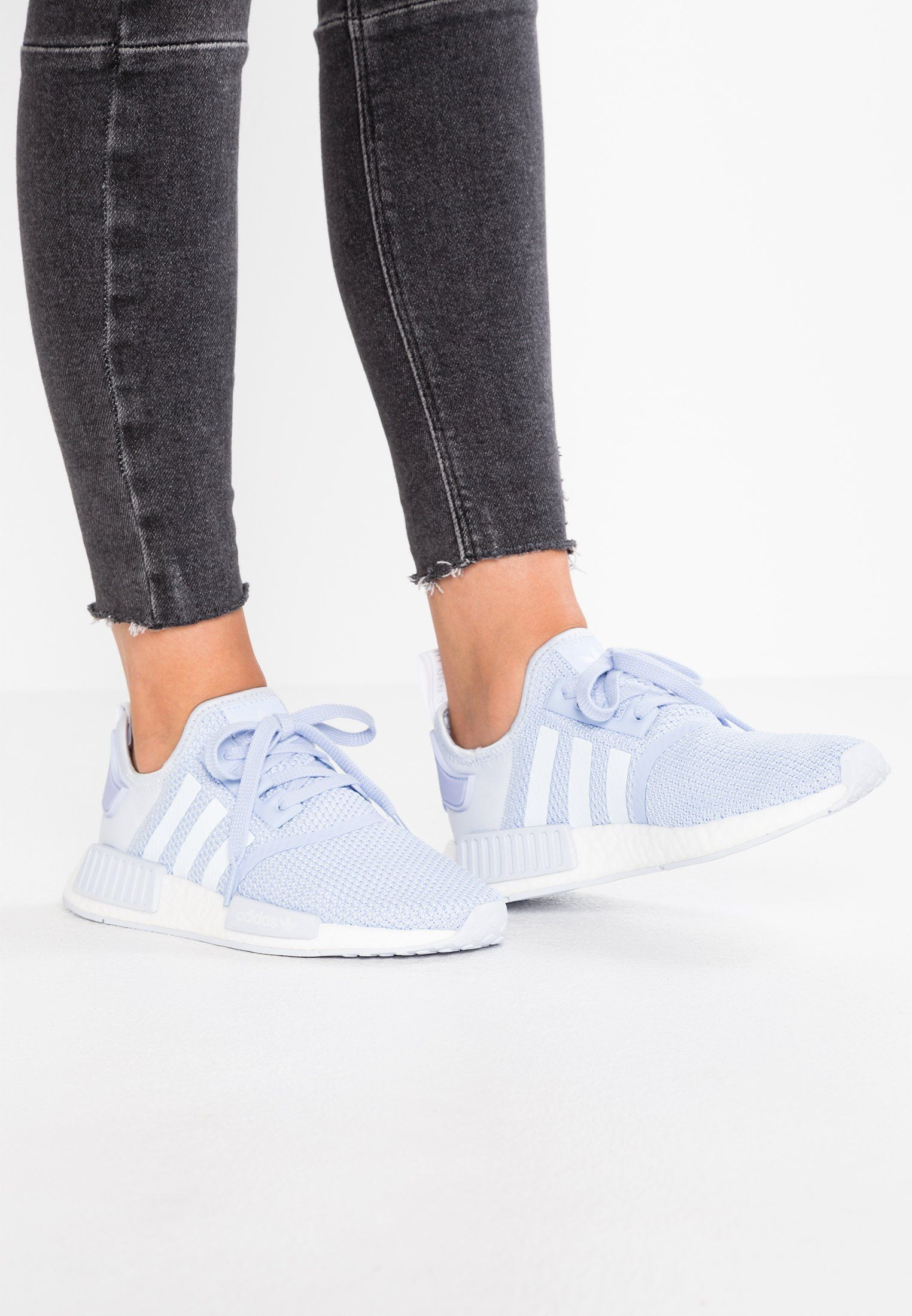 low priced 7ef3f 3bc25 Nmd R1, Footwear, Blue, Shoes, Adidas Originals, Adidas Sneakers, Fashion