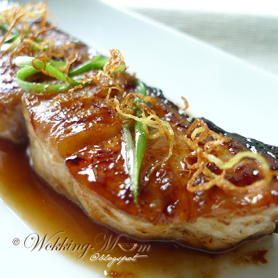 Lets get wokking threadfin with ginger sauce food forumfinder Gallery