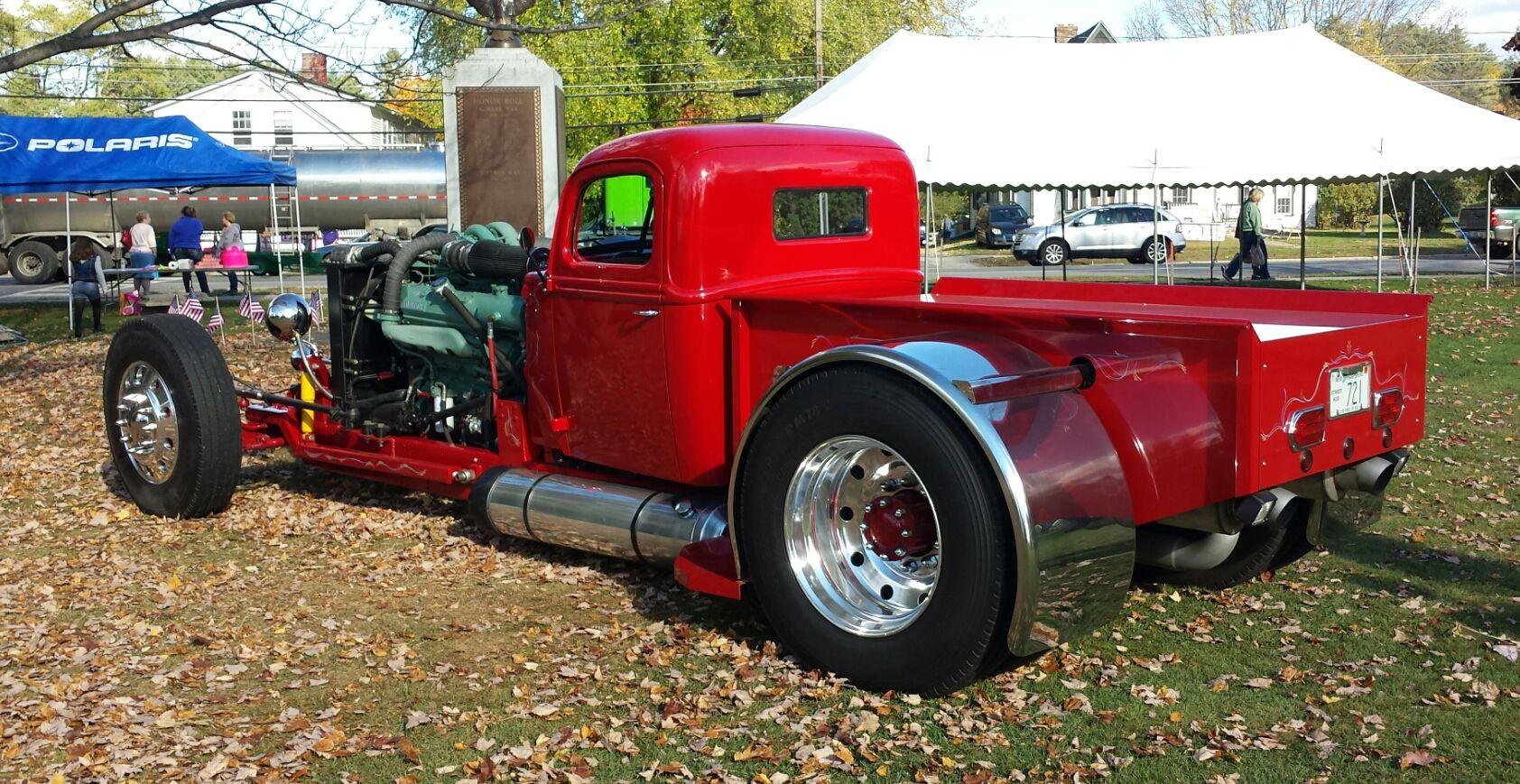 Pin by Jay Ouellette on Rat Rod Dually Trucks- Street Rods-Detroit ...