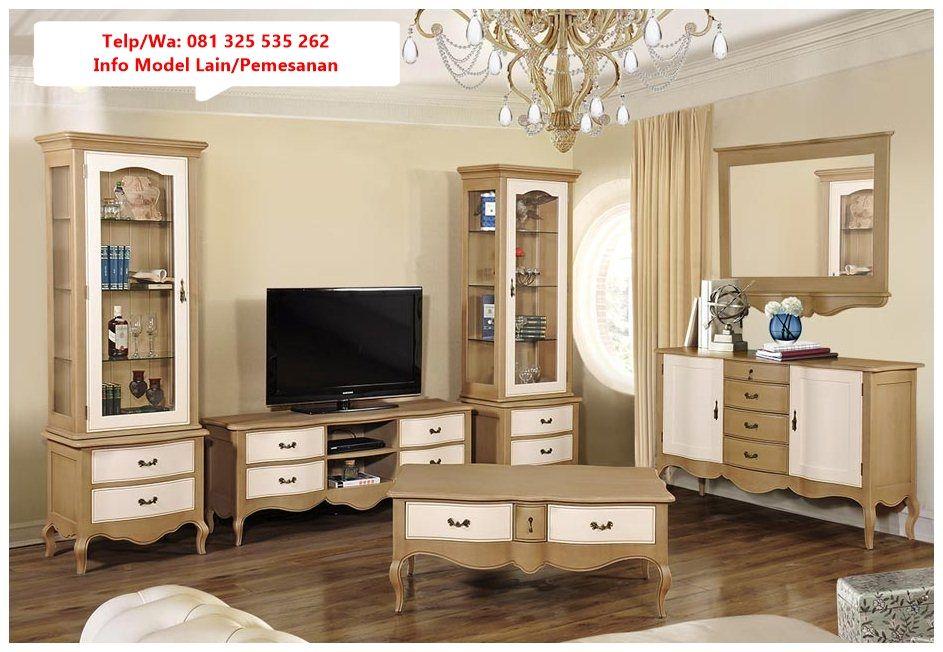 Desain Bufet Tv Minimalis Modern, Trend Model Bufet Tv ...
