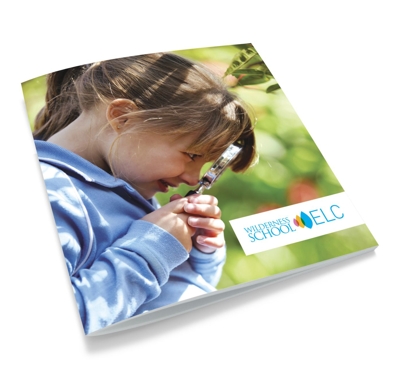 Wilderness School ELC brochure. | Work | Pinterest