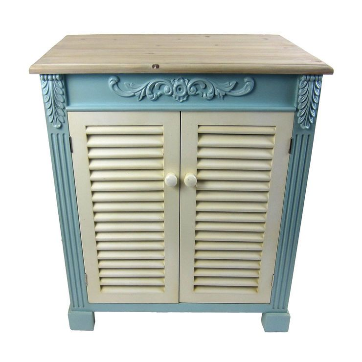 2 Door Shutter Cabinet White Furniture Clearance Furniture Accent Furniture