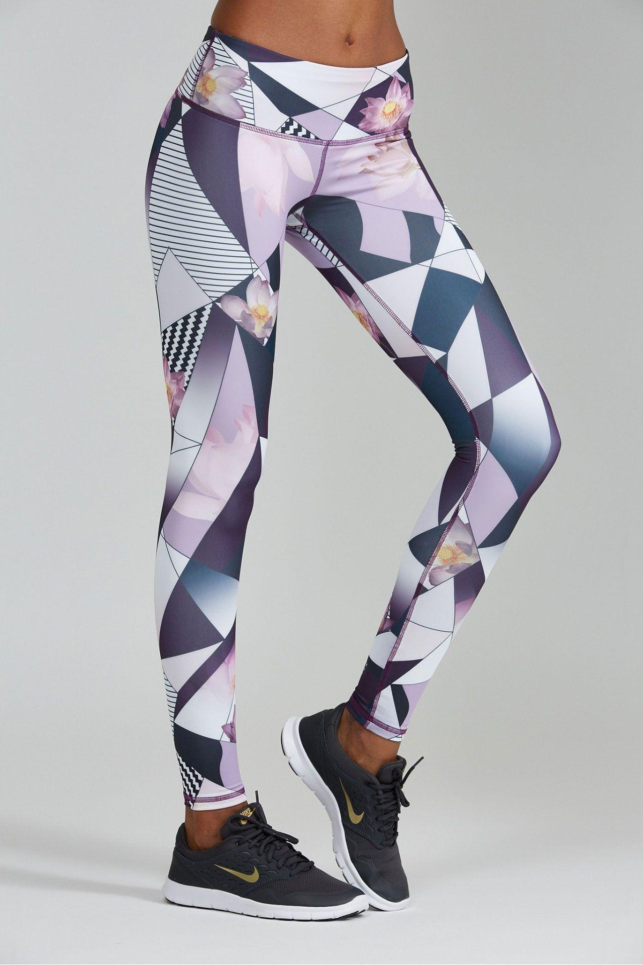 6d802daf53085 LOTUS LEGGING , Noli Yoga - Sculptique | Workout clothing/gear ...
