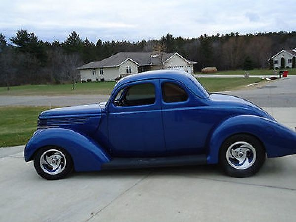 & 1938 Ford Deluxe Coupe | cars | Pinterest | Coupe Ford and Cars markmcfarlin.com