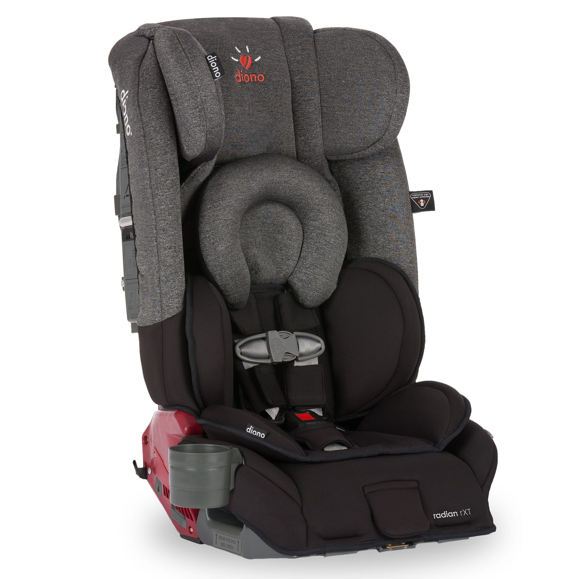 Ride Safely With The Diono Radian RXT + Giveaway Baby