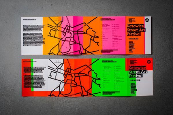 Katowice Steet Art Festival – ID by Marta Gawin, via Behance