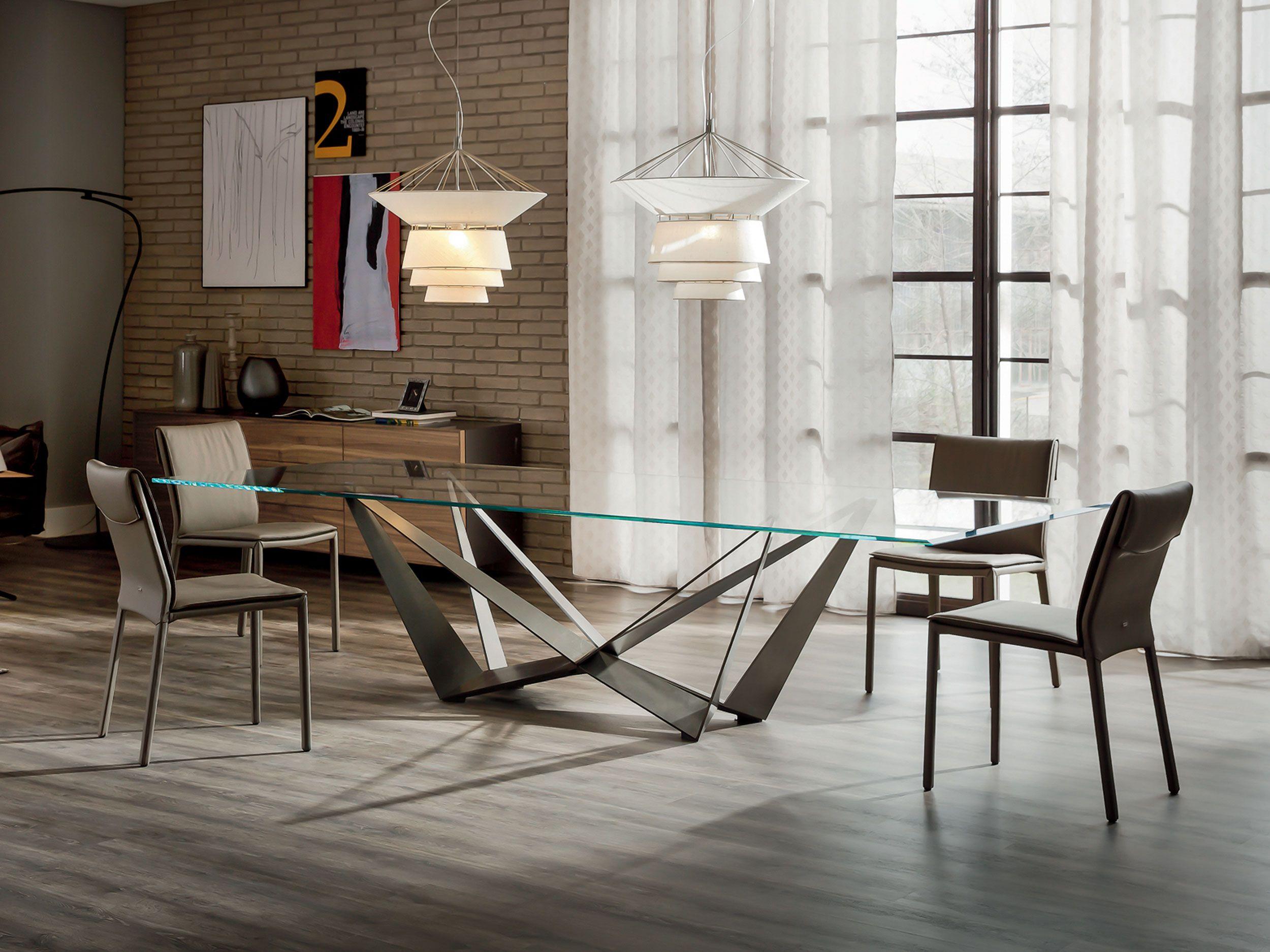 Cattelan Italia Skorpio Table by Andrea Lucatello - Chaplins ...