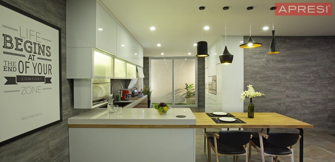 Kitchen Cabinet Malaysia Apresi Inspired And Derived From The Word Appreciation Emphasizes The Company Aluminum Kitchen Cabinets Kitchen Cabinets Cabinet