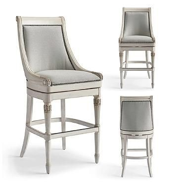 Kent Swivel Bar Height Bar Stool (30 | Pinterest