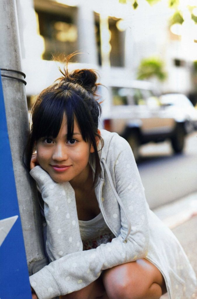 Maeda Atsuko photobook Bukiyo - AKB48 Wallpaper