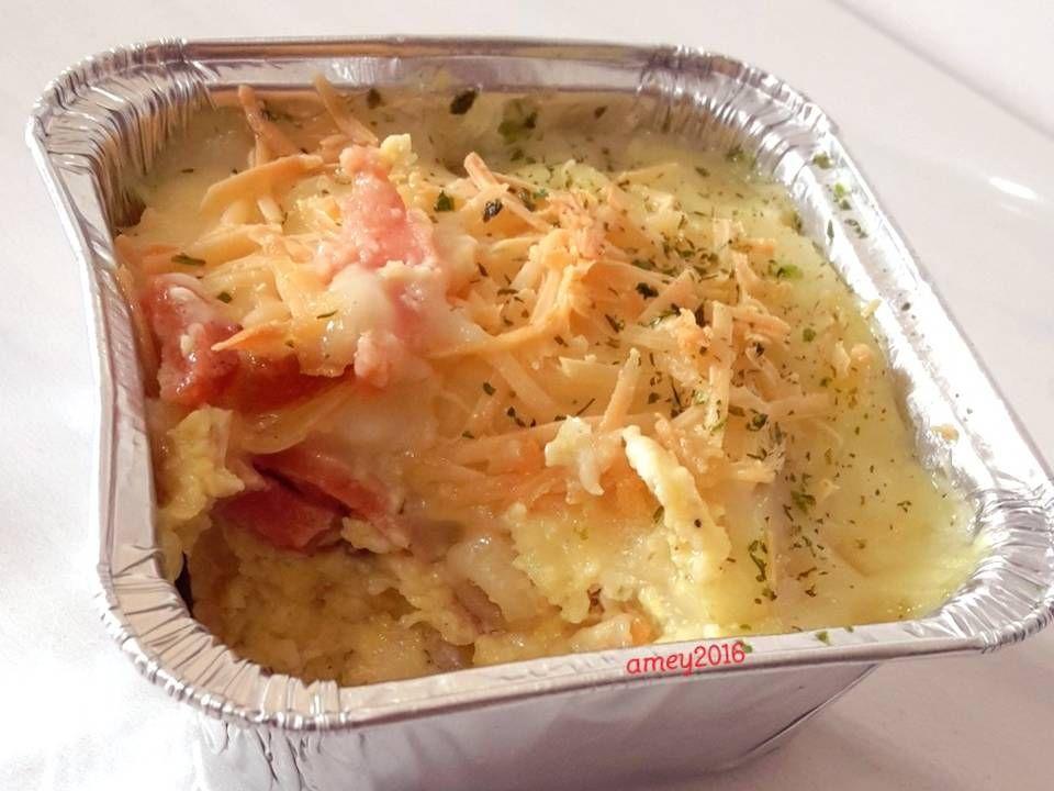 Resep Macaroni Schotel Oleh Amei Resep Makaroni Resep Resep Masakan