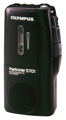 Olympus Pearlcorder S701 Microcassette Recorder (S701ACC)   http://ibestgadgets.com/product/olympus-pearlcorder-s701-microcassette-recorder-s701acc/   #gadgets #electronics #digital #mobile