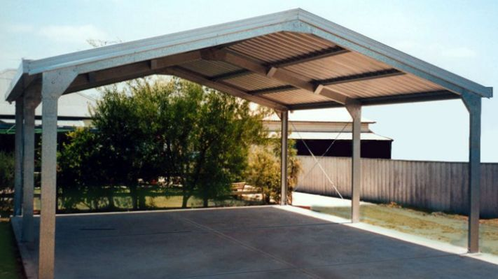House Attached Carport Designs | projects | Pinterest