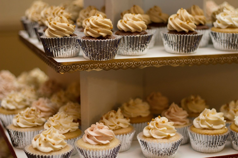Photo by Katie Chase Unsplash Food, Desserts, Cupcake