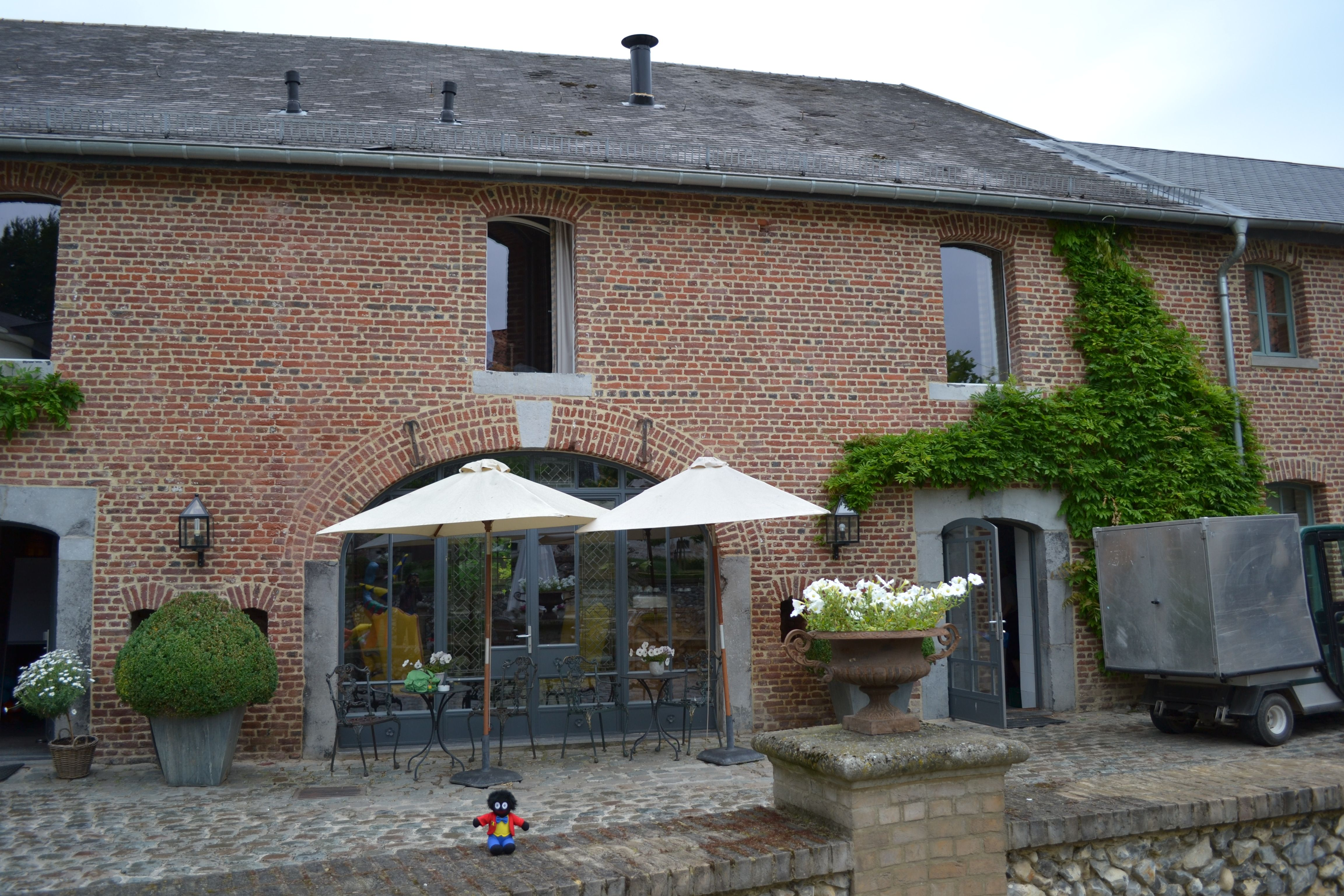 Kasteel Altembrouck, Belgium