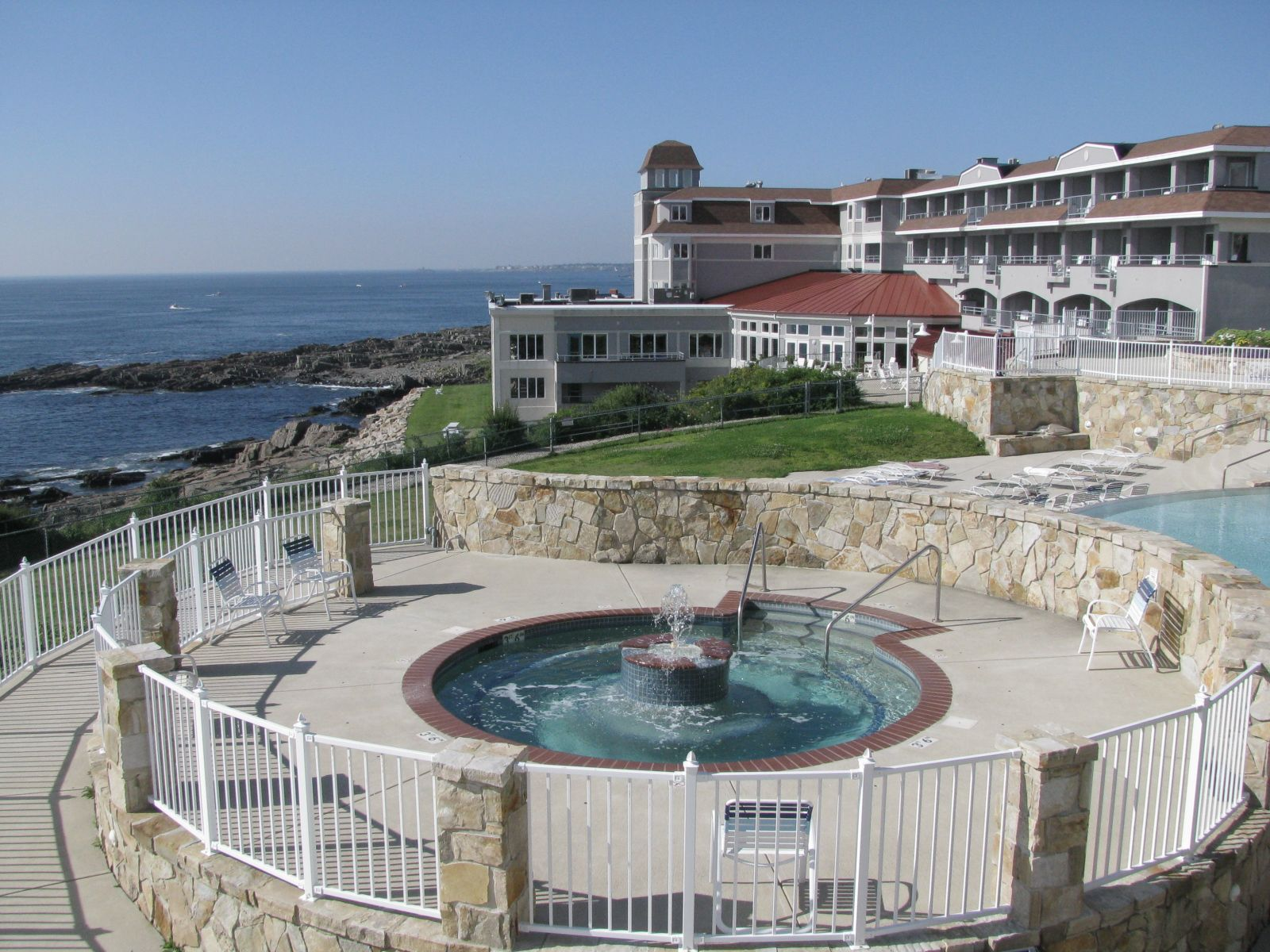 The Cliff House Resort and Spa Ogunquit Maine  Maine