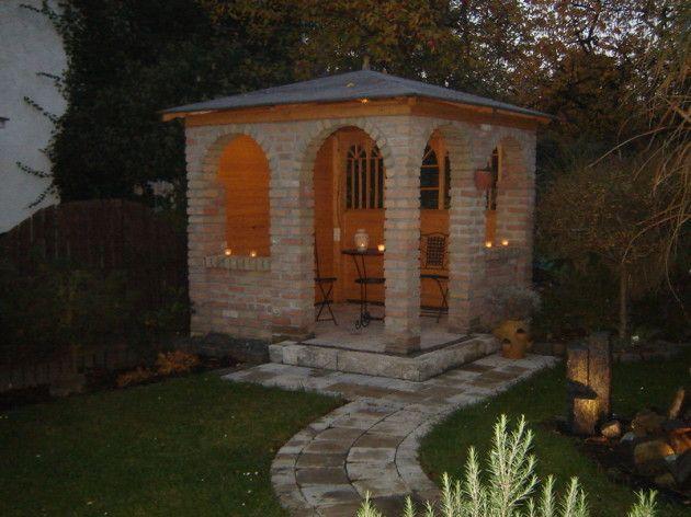Gartenhäuser und Lauben - Garten- und Landschaftsbau Mertens - garten und landschaftsbau bilder