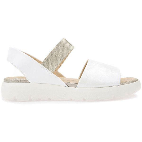 Amalitha sandals - White Geox YRGzXm
