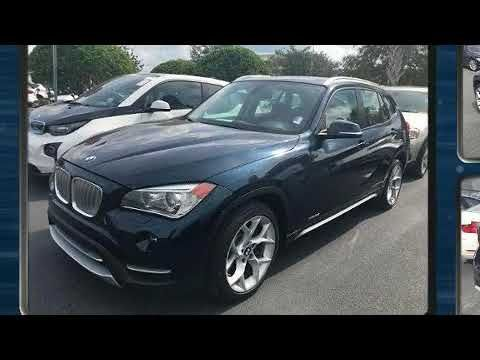 2014 BMW X1 xDrive35i in Winter Park FL 32789