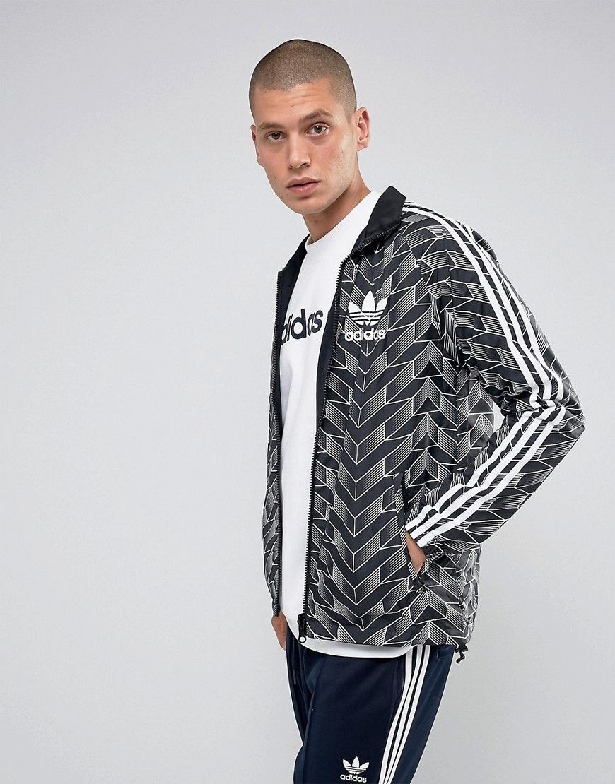 Get this Adidas Originals's sport jacket now! Click for more