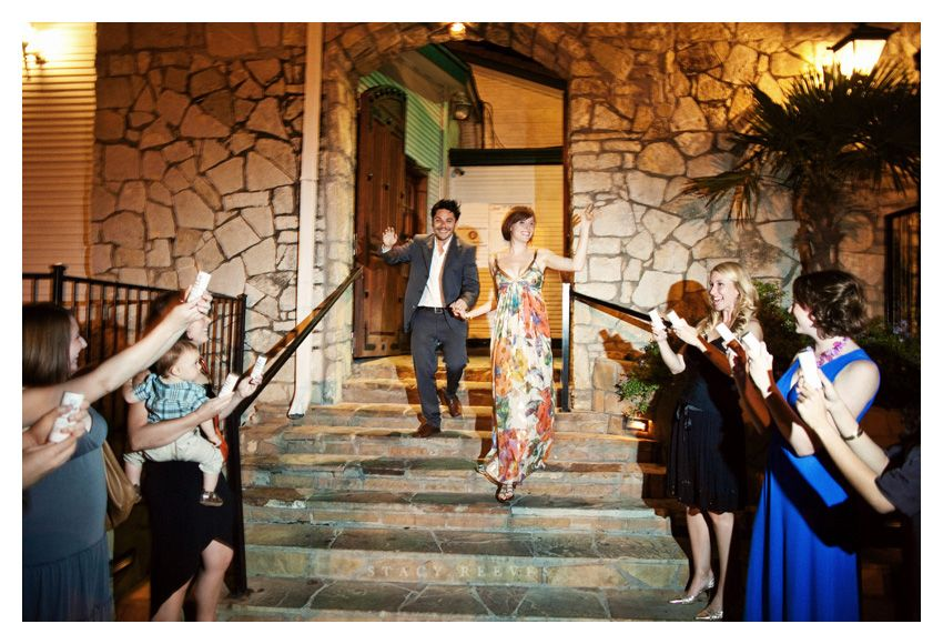 Joe T. Garcia mexican restaurant wedding in Fort Worth Texas by Dallas wedding photographer Stacy Reeves