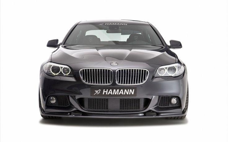 BMW 5 F10 hamman front side on hd wallpapers www.hotszots.eu/...