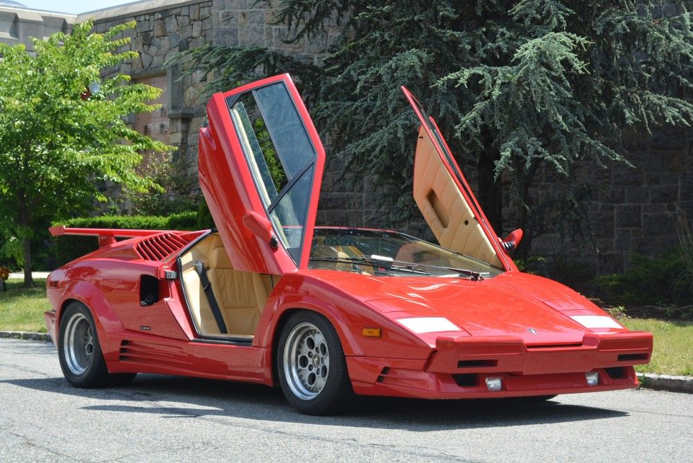 1989 Countach (With images)