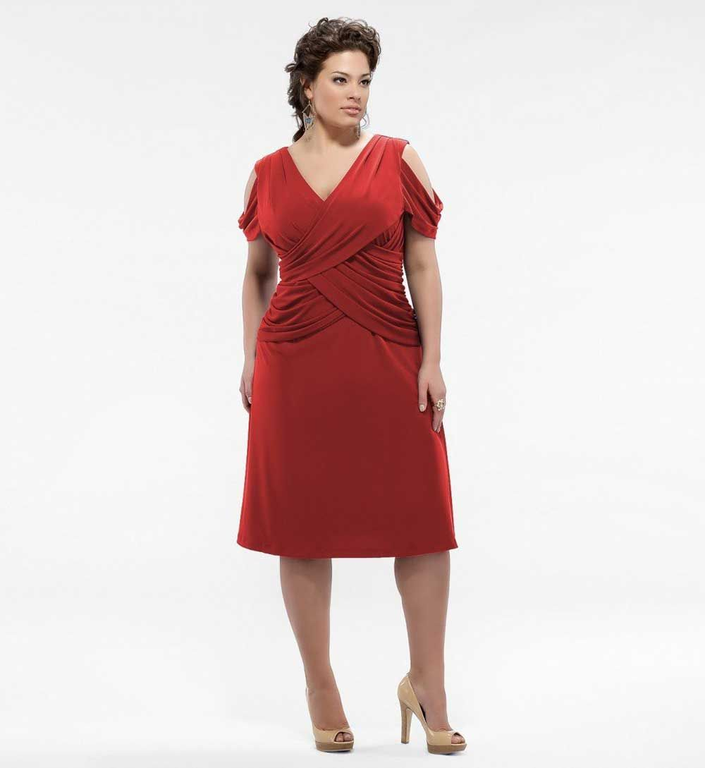 Plus Size Dress Clothes Cheap