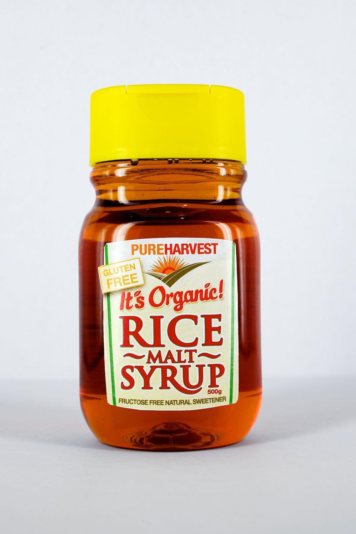 Organic Rice Malt Syrup Squeeze // Pureharvest | Productos